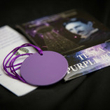 Tesla Purple Disc