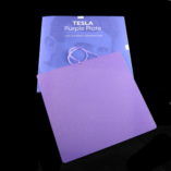 Tesla Purple Plate 21x21 cm SUNNY with packaging